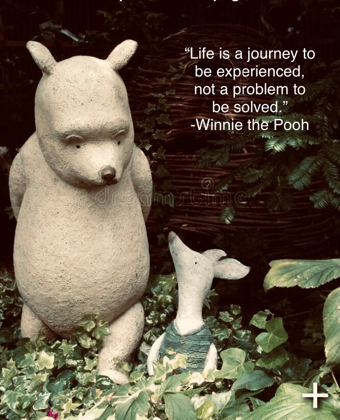 The Journey Always Shapes Us. We DecideHow.